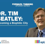 EPL Tim Beatley Event